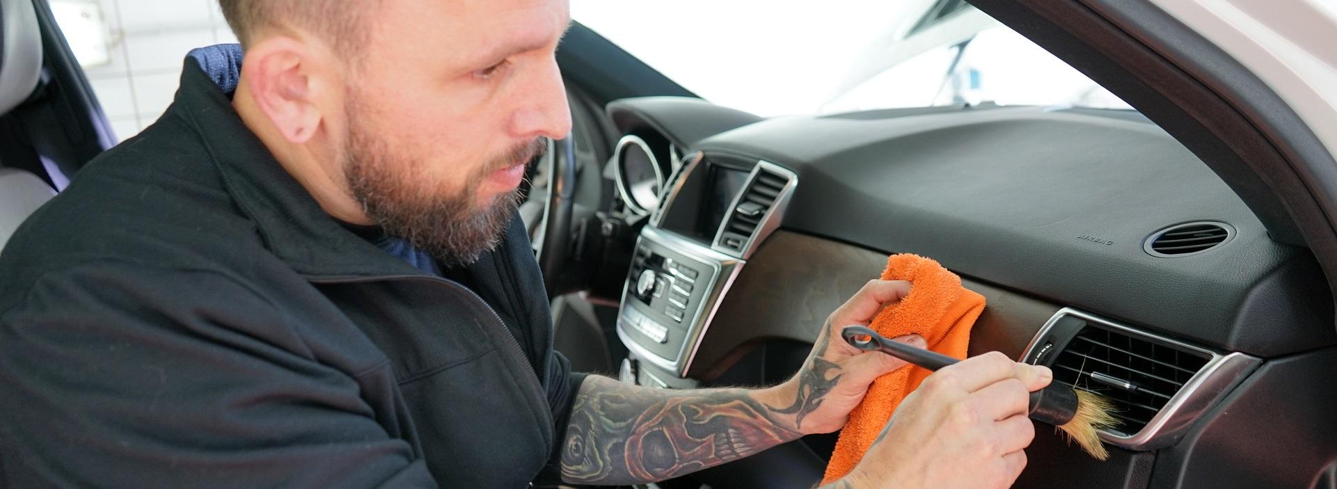 Cro Wasch Autoaufbereitung Detailreinigung